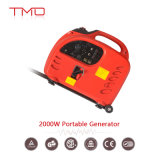 新しいポータブル小型無声デジタルインバーターガソリン2000ワットかホーム使用のためのディーゼル発電機