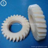 Изготовленный на заказ передача силы разделяет пластичные шестерни шпоры зуба POM