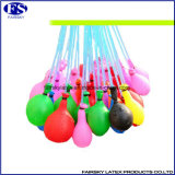 Ballon van het water met het Natuurlijke Latex China van 100% vervaardigde