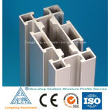 Les profils en aluminium d'extrusion ont expulsé les profils en aluminium