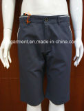 Svago Shorts Solid Color Cotton Casual/Cargo Pants per Man/Women