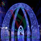 Im Freienstraßen-Motiv-Licht für Garten-Weihnachtsdekoration