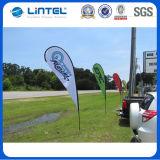 Bandeiras de praia promocionais Stale Flag Pole (LT-17C)