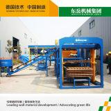 Hydraulische hohle Maschine des Betonstein-Qt10-15