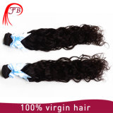 Extensão brasileira do cabelo humano do cabelo natural barato por atacado da onda