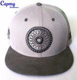 Серый поставщик шлема крышки Snapback шерстей в Китае