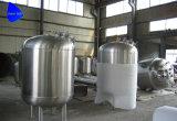 液体のレベルゲージが付いているステンレス鋼の貯蔵タンク