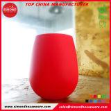 Venda superior de plástico inquebrável Tritan Stemless copo de vinho
