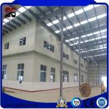 Edificio inoxidable prefabricado de la estructura de acero con la certificación del TUV