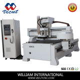 Meubles en bois Machine à bois CNC avec changement automatique d'outils (Vct-CCD1530atc)