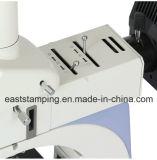 Microscopio metalográfico de Trinocular del laboratorio Ajx-102 para la visualización del LCD de la tarjeta del PWB y el examen de la estructura del metal