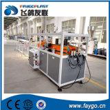 Máquinas plásticas para produzir a tubulação do PVC