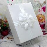De Vakjes van de Halsbanden van de Tegenhanger van het karton voor Huwelijk kleden de Zak van het Document van de Vakjes van de Gift van de Rechthoek van Pakketten