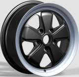 """"""" l'automobile 17 parte le rotelle della lega di alluminio della replica per Porsche"""