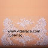 het Rayon van 46cm en de Versiering van het Kant van het Huwelijk van de Polyester van de Fabriek vb-5101bc van China