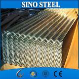 Secc galvanizó las hojas de acero acanaladas para el material para techos