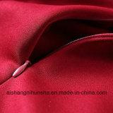 Vestido de noite elegante dos Sequins Handmade do vestido de noite do vermelho de vinho da veste