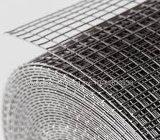 Elektro Galvanized/PVC bedekte de Gelaste Broodjes van de Omheining van het Netwerk van de Draad met een laag
