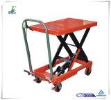 table élévatrice hydraulique de chariot manuel à la main 500kg