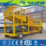 Оборудование добычи золота Julong обширное используемое передвижное