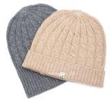 Шлемы и крышки зимы горячего сбывания акриловые