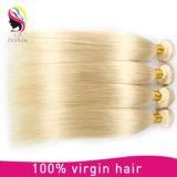 Горячая продажа 7A к категории блондинка 613 Цвет прямой человеческого волоса комплекты