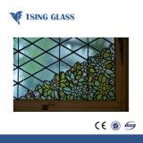 6-12mm temperada com jacto de vidro para banheiro/Office