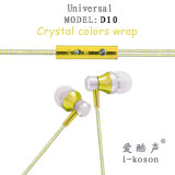 よく最もよい音OEMのロゴのスマートな耳の方法イヤホーン