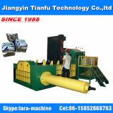 Chatarra hidráulica de la prensa de Y81/T-1600A que recicla la máquina