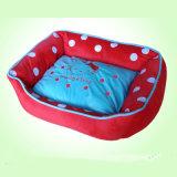 Роскошные постельные принадлежности из ПЭТ/Pet Products/Cat и собака кровать (SXBB-297)