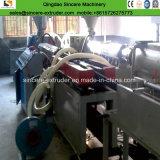 고강도 HDPE 압축 응력을 받는 물결 모양 대나무 관 생산 라인