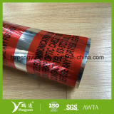 Metalized polyester film, Packaging film
