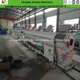 Sj90 Wasserversorgung HDPE Rohr PET Rohr-Produktions-Strangpresßling-Zeile