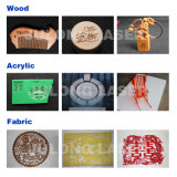 Jl-K6040 de Materialen van de Verwerking van de Machine: De acryl, Raad van de Dichtheid, Hout, de Raad van pvc van het Plexiglas, Twee Platen van de kleur, Koper, Aluminium, Marmer, Kristal, enz.
