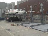 2 Poles паркуя подъем для легкой стоянкы автомобилей