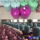 13.4L 22.4L одноразовые надувных шаров газообразного гелия топливного бака