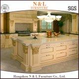 N & L meuble de luxe meuble de cuisine en bois massif personnalisé