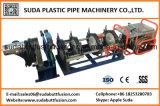 Sud250h HDPE Rohr-Kolben-Schmelzschweißen-Maschine (63-250mm)