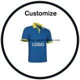 T-shirt fait sur commande de chemise de polo de logo