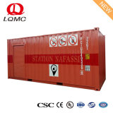 20ft 40FT Container mobile Station de carburant avec la certification CE