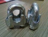 De Klem van de Kabel van de Draad van het Staal DIN741 van het Buigzame Ijzer van Galv
