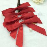 Satin Ribbon Bow for Decoratin Festival