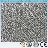 Полируя спецификации отливки песка съемки взрывать съемки специальные стальные/алюминиевая пилюлька 1.2mm