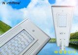 赤外線動きセンサー自動感知の太陽LEDの街灯
