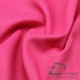 água de 75D 220t & do Sportswear tela 100% tecida do poliéster do jacquard da manta para baixo revestimento ao ar livre Vento-Resistente (E095)