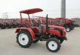 Tractor de Rodas de Rodas Four Wheel 25HP com CE e EPA Européia