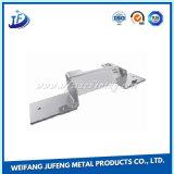Alluminio rivestito personalizzato della polvere bianca che timbra le parti