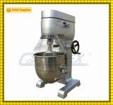 Misturador de alimento planetário da cozinha da velocidade do litro 3 do litro 100 do litro 80 de Alibaba 60 para a padaria