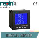 Метр силы счетчика энергии LCD Programmable
