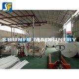 Haut du papier de toilette de vitesse de rembobinage de la ligne de production/ rembobineur Machine